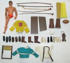 1971 Mattel Big Jim Lot of Accessories