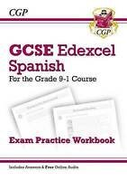 New GCSE Spanish Edexcel Exam Practice Workbook - For the Grade 9-1 Course (Incl