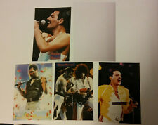 Queen Freddy Mercury rock band vintage foto Photo pictures set