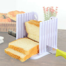 Pro Bread Slicer Cutter Mold Toast Loaf Cutting Slicing Maker Guide Kitchen Tool