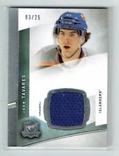 12-13 UD Upper Deck The Cup  John Tavares  /25  Jersey  MAPLE LEAFS