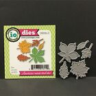 Small Leaf metal die set - Impression Obsession dies DIE095-D Autumn,fall,leaves