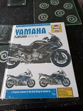 Genuine Haynes Manual for Yamaha Fjr1300 FJR 1300 Part Number 5607