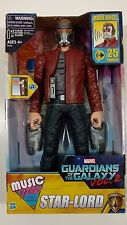 "Marvel Guardians Of The Galaxy Vol 2 Music Mix 12"" Star-lord Movie Voice NEW"