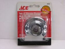 NOS! ACE TUB and SHOWER FLANGE & NIPPLE, FITS BOTH SHORT & LONG STYLES, #46592