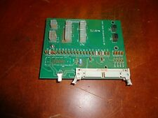 Domino Inkjet Printer, A200, Ink System Interface Board, Part#25015, Used#C