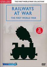 Railways at War: The First World War (DVD)