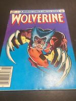 Wolverine 2 Oct Marvel Comics Limited Series Frank Millers High Grade 1982