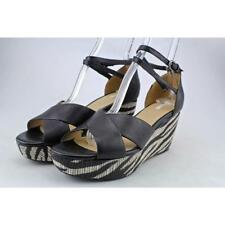 Sandali e scarpe Geox nere per il mare da donna