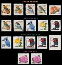 3031 to 3055 2nd Flora Fauna 3036 3048 3051A 3052E+ Complete Set 17 MNH -Buy Now