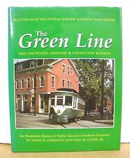 The Green Line - The Cincinnati, Newport & Covington Railway 2000 HB/DJ