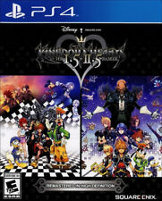 Kingdom Hearts HD 1.5 + 2.5 ReMIX PS4 [Factory Refurbished]