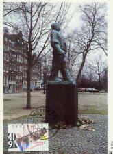 Nederland Maximumkaart 1991 Molenreeks R214 - Februari Staking