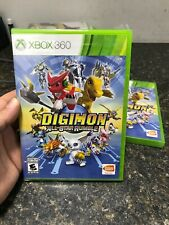 Digimon All-Star Rumble XBOX 360 BRAND NEW SEALED RARE