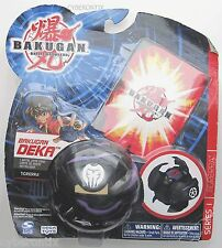 Bakugan Deka TIGRERRA Toy Black Darkus Bigger Battle Brawlers Large B1 NEW