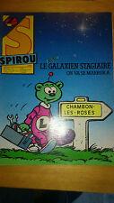 SPIROU N°2504 - Dupuis 1986