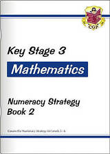 KS3 Maths Numeracy Strategy Workbook - Book 2, Levels 5-6: Workbook 2 (Levels 5-