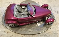 DODGE CHRYSLER PLYMOUTH MOPAR VIPER PROWLER BIG POND PUDDLE CAR MEMORABILIA