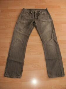 Levi's 514,Damen-Jeans, grau, Gr. 31/32