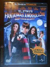 DVD FANTASMAS A MOGOLLON ¿QUIEN LOS HA SOLTADO? - R.L.STINE'S (6A)