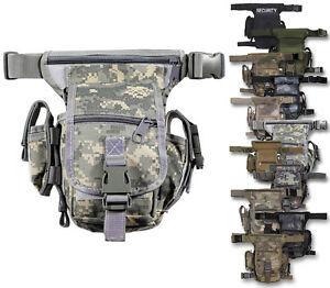 MFH Hip Bag Hüfttasche Outdoor Beintasche Gürteltasche Multifunktionsasche