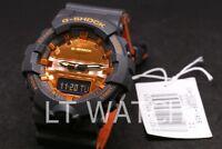 GA-800BR-1A Black G-shock Watches Resin Band Digital