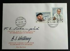 1980 Finland Stamp FDC's - Europa 80 - Unaddressed 28/4/80