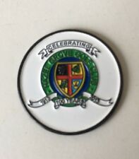 More details for hazel grove golf club - 100 years marker