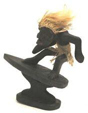 Asmate Asmat cooler Surfer Schutzgeister Geist Holz Abstrakt Skulptur