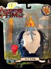 "Adventure Time Ice King 5"" inch Action Figure with Ricardo"