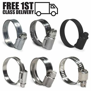 Hose Pipe Clips / Clamps Worm drive Jubilee Mikalor Kale | 40% off on 4 or more!