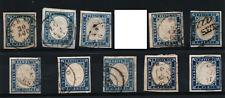 Regno di Sardegna 1861 - Effigie Vitt. Em. II - 20 Centesimi 1 Valore Usato n.15