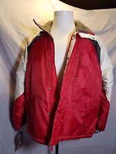 Lifticket Red/Black/White Winter jacket Men's Size large--NWT