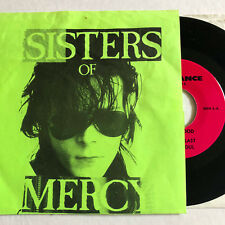 The Sisters Of Mercy • The Final Show EP • #27 OF LIMITED EDITION OF 200 !!!!!!!