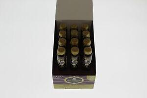 12 Hask Macadamia Moisturizing Shine Hair Oil Treatment Vials Hydrates Protects