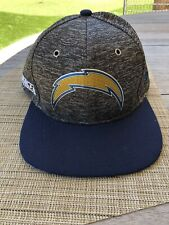 Vintage San Diego Chargers New Era 59Fifty Snapback Hat
