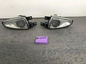1999-2004 Jaguar S-Type OEM Left and Right  Fog Light Assemblies   #850