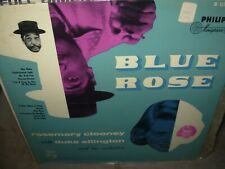 ROSEMARY CLOONEY & DUKE ELLINGTON blue rose ( jazz ) philips holland