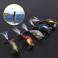 Fishing Bait Above Water Trolling Lure Propeller Top Water Fishing Tackle Hot