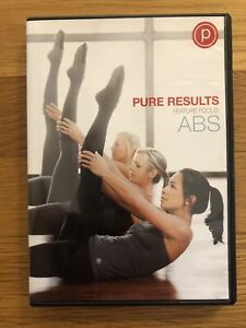 Pure Barre - Pure Results Feature Focus: ABS DVD [2015]