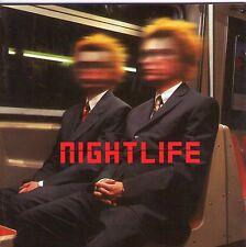 CD 12T PET SHOP BOYS NIGHTLIFE DE 1999 (DUO WITH KYLIE MINOGUE) TBE