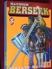 BERSERK MAXIMUM GIGANTE N° 5 -PANINI di kentaro miura planet