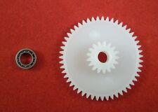 Cog Wheel With Abec 7 Bearing Set 1117079 + 1117080 for Abu Garcia Ambassadeur