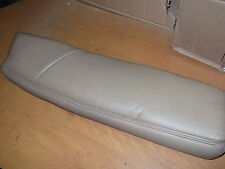2000 2005 CHEVROLET IMPALA LS  LEFT REAR SIDE SEAT CUSHION LEATHER TAN OEM