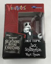 Diamond Select Toys Hot Topic Vinimates Jack Skellington Vinyl Figure New