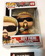 Funko Pop! Icons 49 Guy Fieri Pop Vinyl Figure FU46772