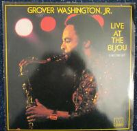 GROVER WASHINGTON JR. - Live At The Bijou - 2 x Vinyl LP Germany 1982