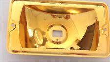 Peugeot 205 GTI CTI Yellow siem reflector spot light rebuild lens units
