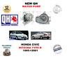 PARA Honda Civic 1.6 1.8 VTi VTec Integra 1.8 Type R 1995-2001 Nuevo Qh Bomba de