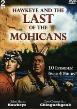 Hawkeye and the Last of the Mohicans [New DVD] Black & White